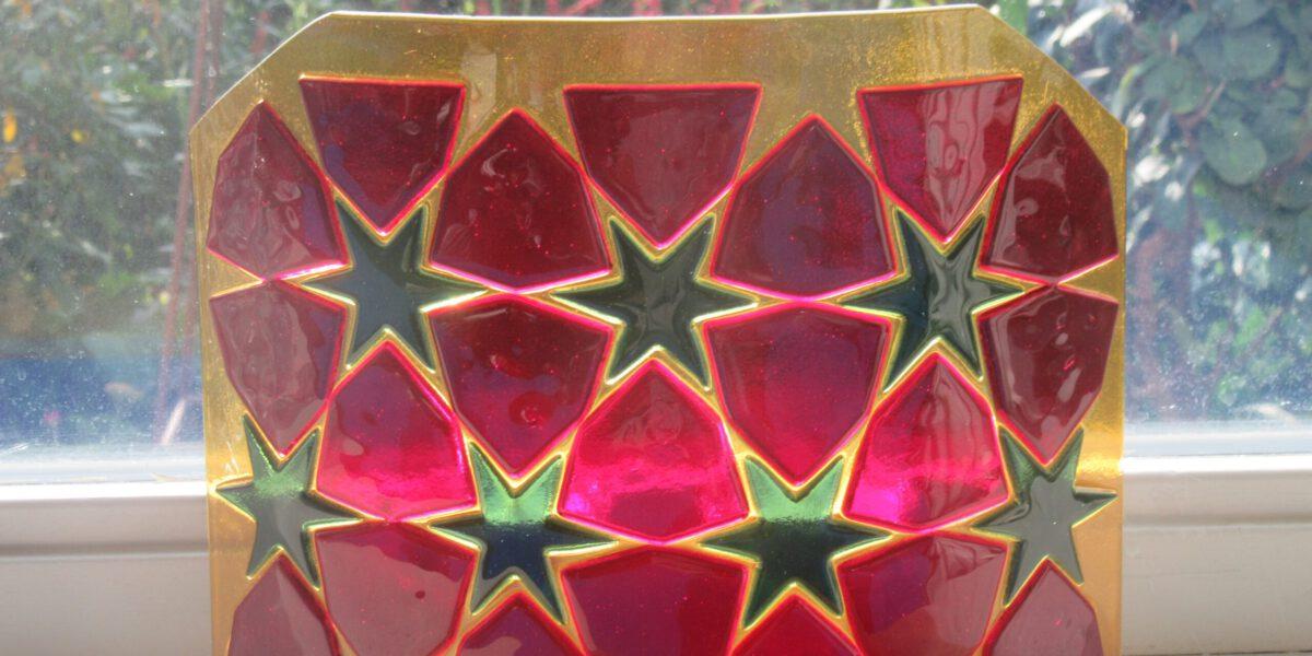 Glaskunst, elke keer uniek en anders. Ambachtelijk Handwerk
